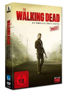The Walking Dead Staffel 5 Akrasia (The distance)