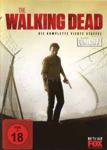The Walking Dead Staffel 4 Alkohol