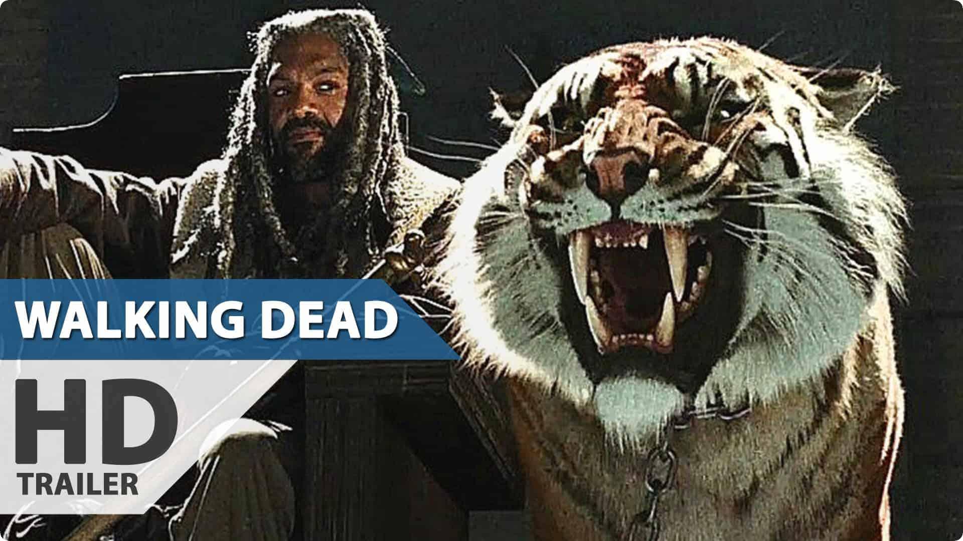 The Walking Dead Staffel 7 Netflix Start